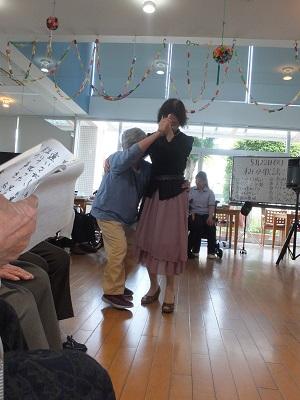 5月すみかショー キヌエさん.jpg